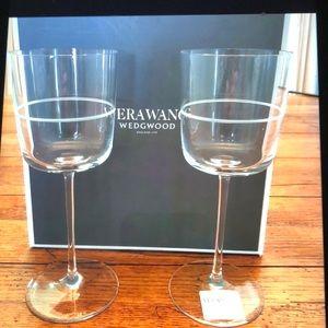 Vera Wang Wine Glasses